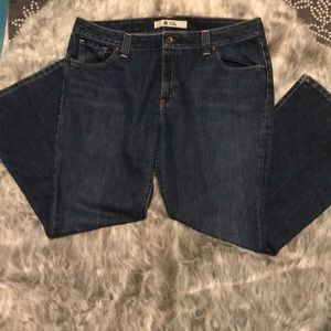 Gap curvy flare jeans size 20